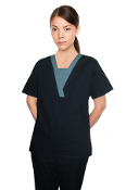 Cami Insert Fashion Scrub Top